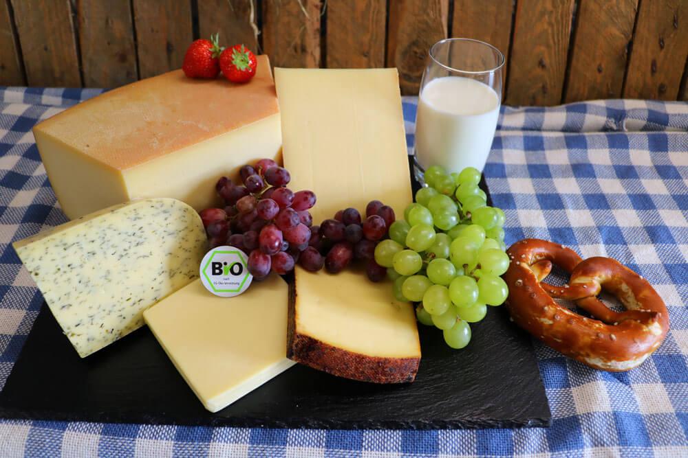Alles Käse - oder wie